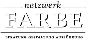 Netzwerk-Farbe-Logo